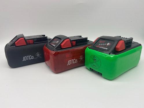 JDTCo. 18v 6.0 / 8.0 Battery Boot