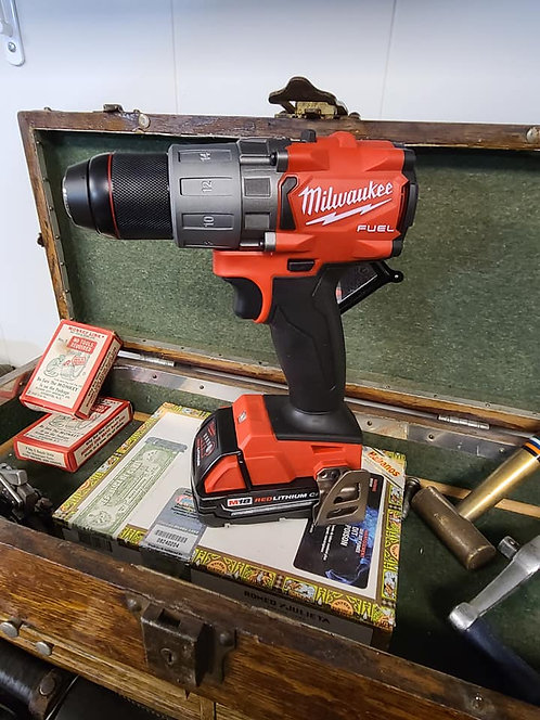 """Milwaukee M18 Fuel™ 1/2"""" Drill Driver Bare Tool - Black Friday Special"""