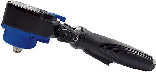"ASTRO PNEUMATIC 1/2"" Nano Flex-Head Angle Impact Wrench - 400ft/lb"