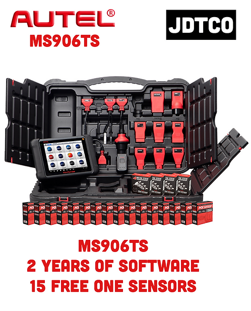 AUTEL MS906TS TPMS & MaxiSYSDiagnostic System and Scan Tool PROMO