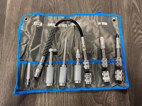 AFF 7pc Grease Gun Adapter Kit