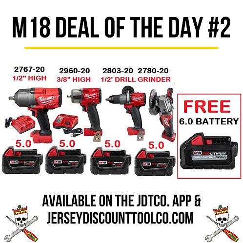 M18 Deal of the Day #2
