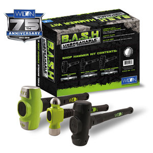 Wilton 3 Piece Shop Bash Hammer Set