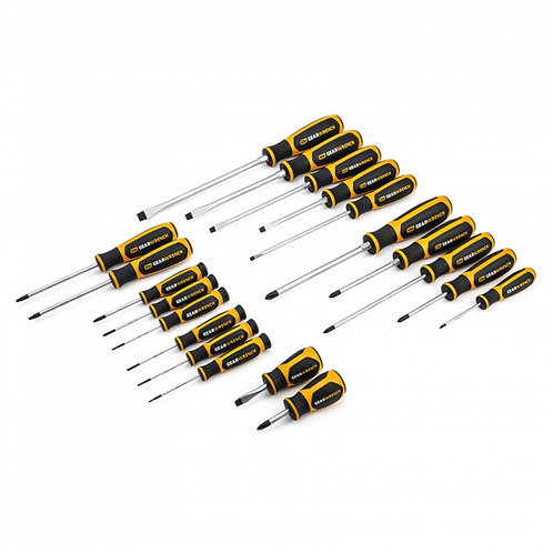 Gearwrench 20 Piece Dual Material Screwdriver Set