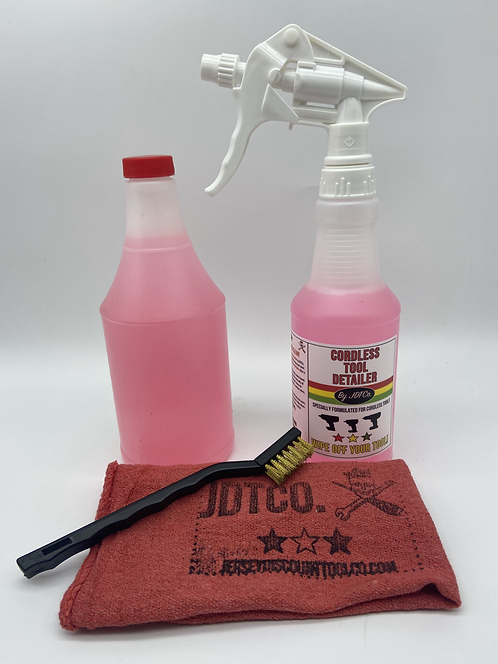 Cordless Tool Detailer by JDTCo.