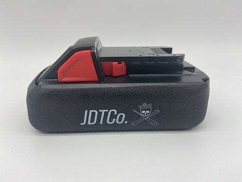 JDTCo. 18v 3.0 Battery Boot