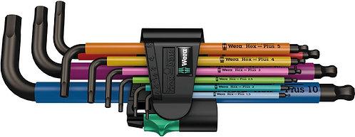 Wera L-Key-Set for 950 SPKL/9 SM N Metric