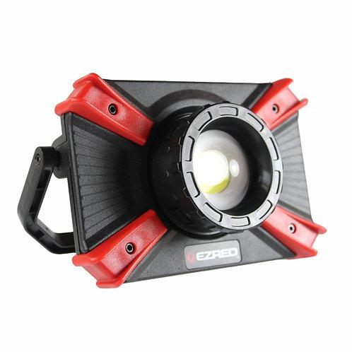 EZ-Red 10 Watt Focusing Light – Rechargeable