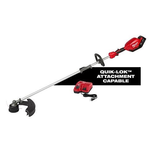M18 FUEL™ STRING TRIMMER KIT W/ QUIK-LOK™ ATTACHMENT CAPABILITY