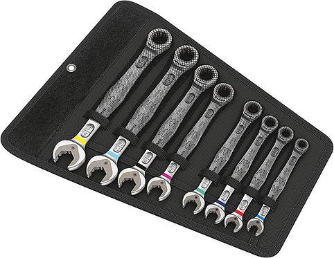 Wera Joker SAE Ratcheting Wrench Set