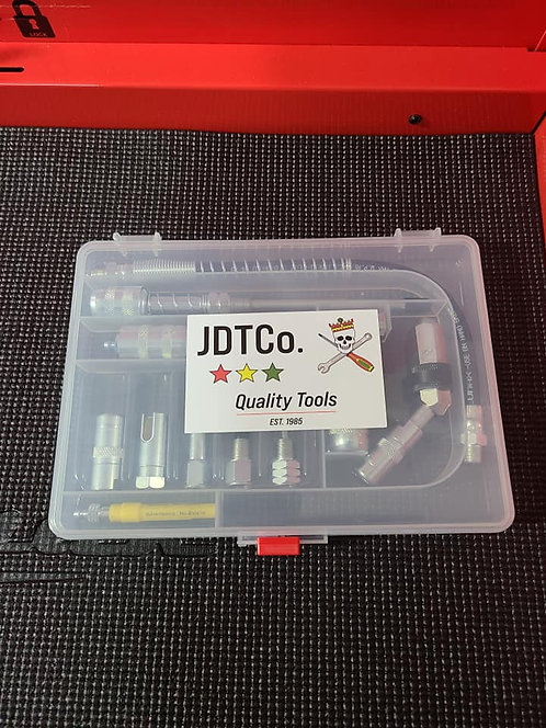 JDTCo. Lubrication Accessory Kit