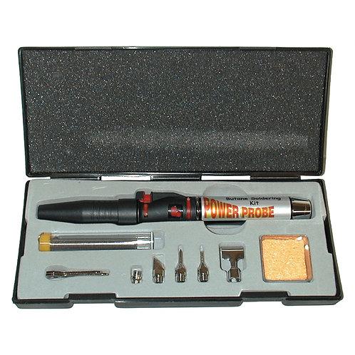 Power Probe TEK Butane Soldering Kit