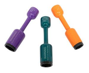 LISLE 3 Piece Set Stubby Torque Sticks