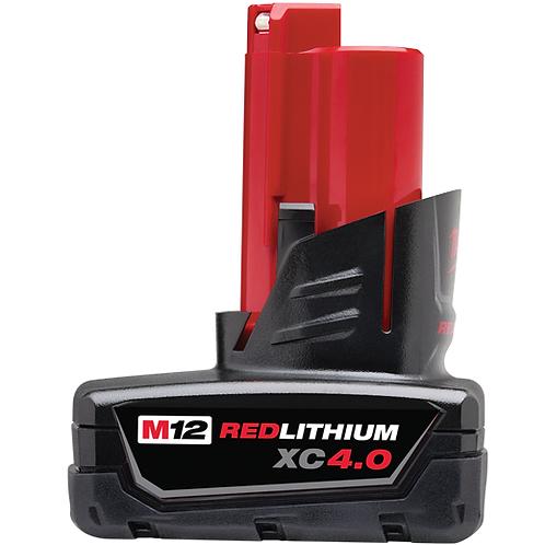 M12™ REDLITHIUM 4.0AH XC BAT