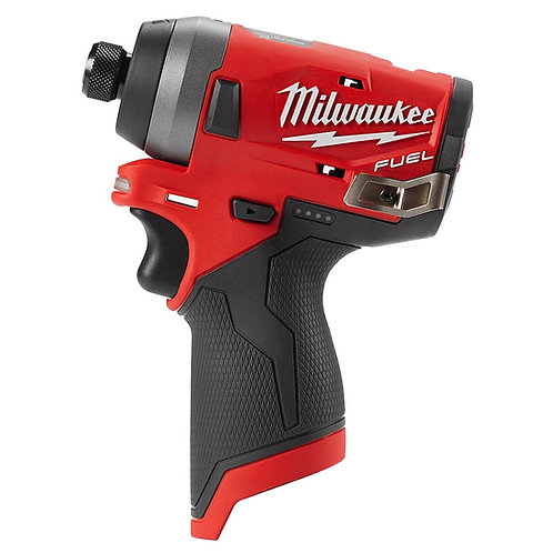 "M12 FUEL™ 1/4"" HEX IMPACT DRIVER - BARE TOOL"