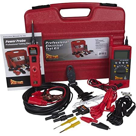 Power Probe TEK Professional Testing Electrical Kit