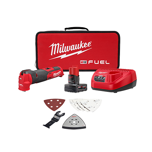 M12 FUEL™ Oscillating Multi-Tool Kit