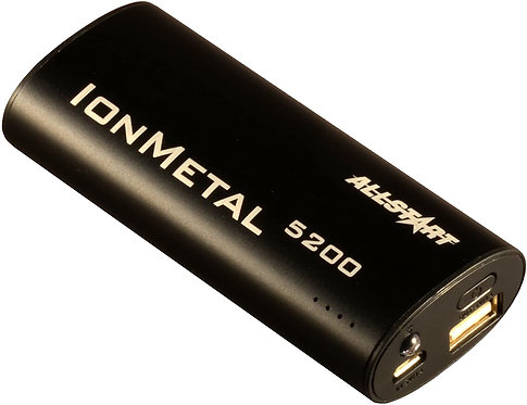 Allstart 585 IonMetal Slim Power Bank – 5200 mAh