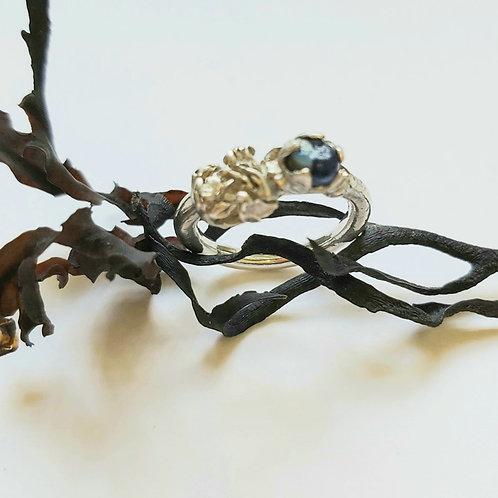Seaweed Cluster Ring