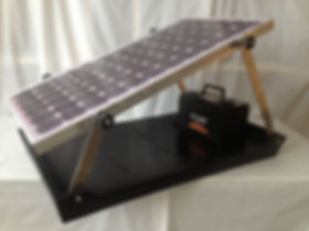 Solar Power to Go
