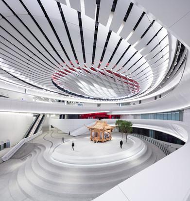 Xiqu Centre (Interior Design), Hong Kong