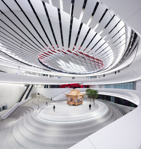 Xiqu Centre (Interior Design)