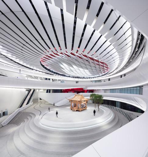 Xiqu Centre (Interior Design)