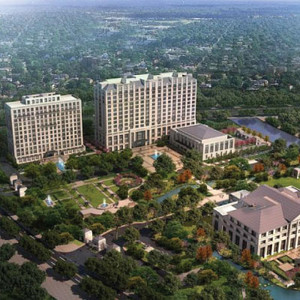 中國長沙酒店項目