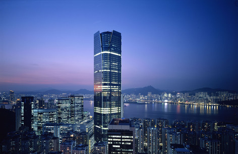 One Island East Building - Hong Kong