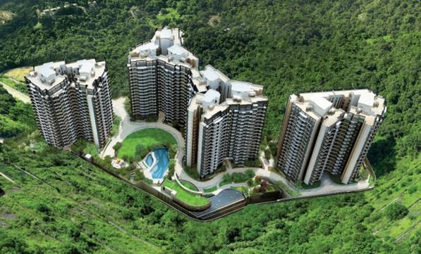 Residential development at Sha Tin, H.K.
