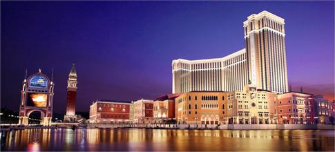 The Venetian Macao Casino and Hotel