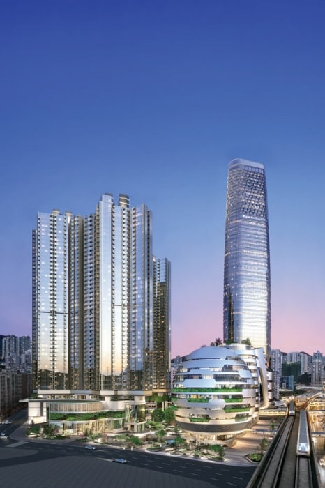 Residential Development at Kwun Tung, Hong Kong