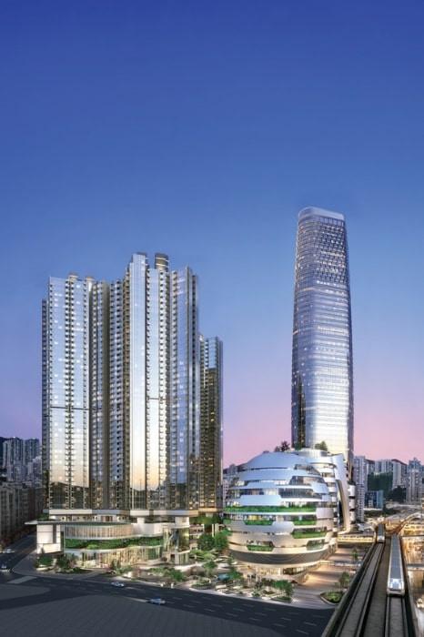 Residential Development at Kwun Tung, Hong Kong