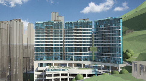 HK Mid-level Luxury Residential - Hong Kong