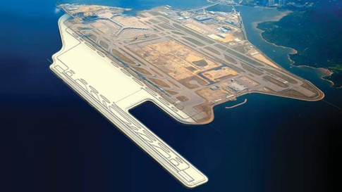 HK Airport Three Runway System Project Main Reclamation