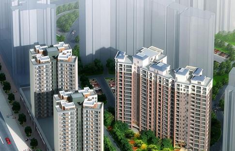 Chang Sha Feng Hua Fu Di - Residential China