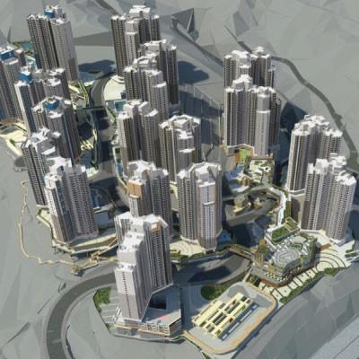 Public Rental Housing project - Hong Kong