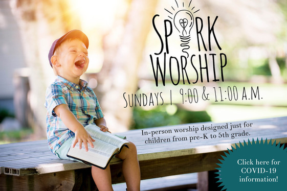 Spark Worship!