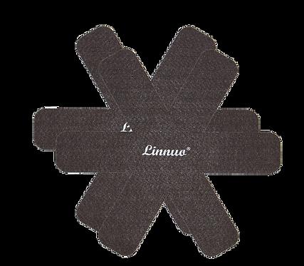 Linnuo® Pfannenschoner 38 cm 2er Set