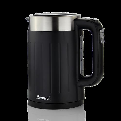 Linnuo® Wasserkocher (schwarz)