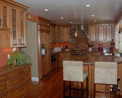residential wood construction, wood cabinets, wood doors, wooden vanities, wood staircase designs