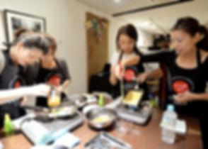 Teambuilding at Chagohan Tokyo 4