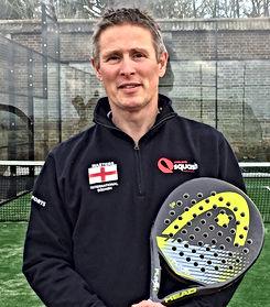 Jon Foster Padel Tennis Coach