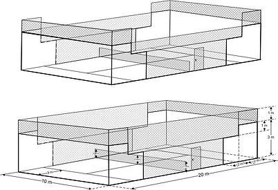 Padel Tennis Court Design