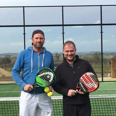 Somborne Padel Tennis