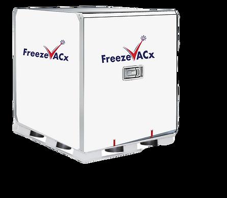 Freezevacx 500L Freezer