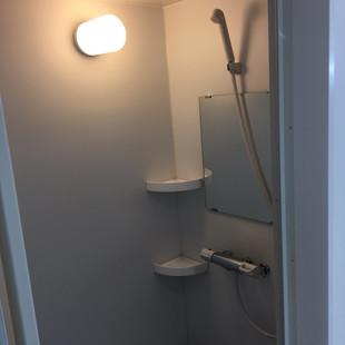 楽屋5シャワー室