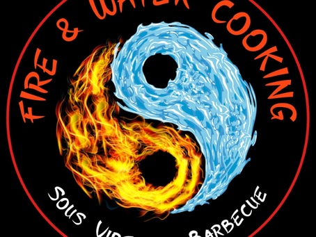 Check Out the new Fire & Water Cooking PodCast!