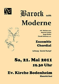 2011_05 - 3. Konzert barockTrifftModerne