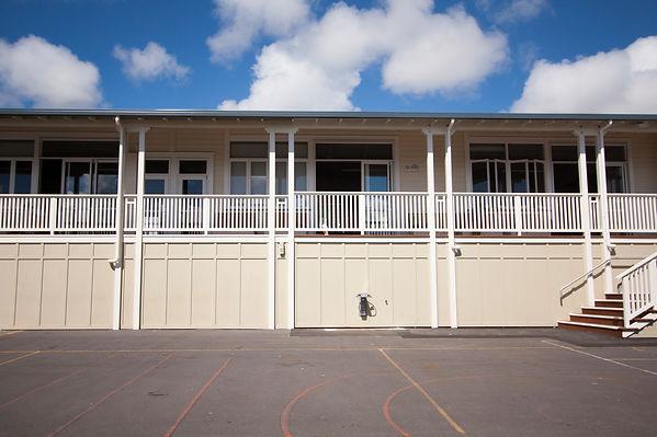 Kohimarama Primary School Exterior